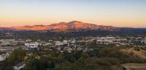 Mount-Diablo_Sunset