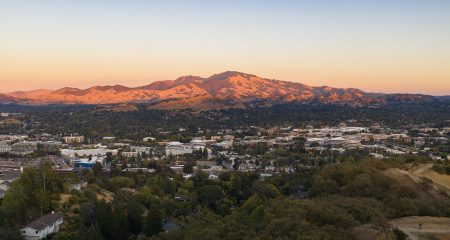 Mount-Diablo_Sunset